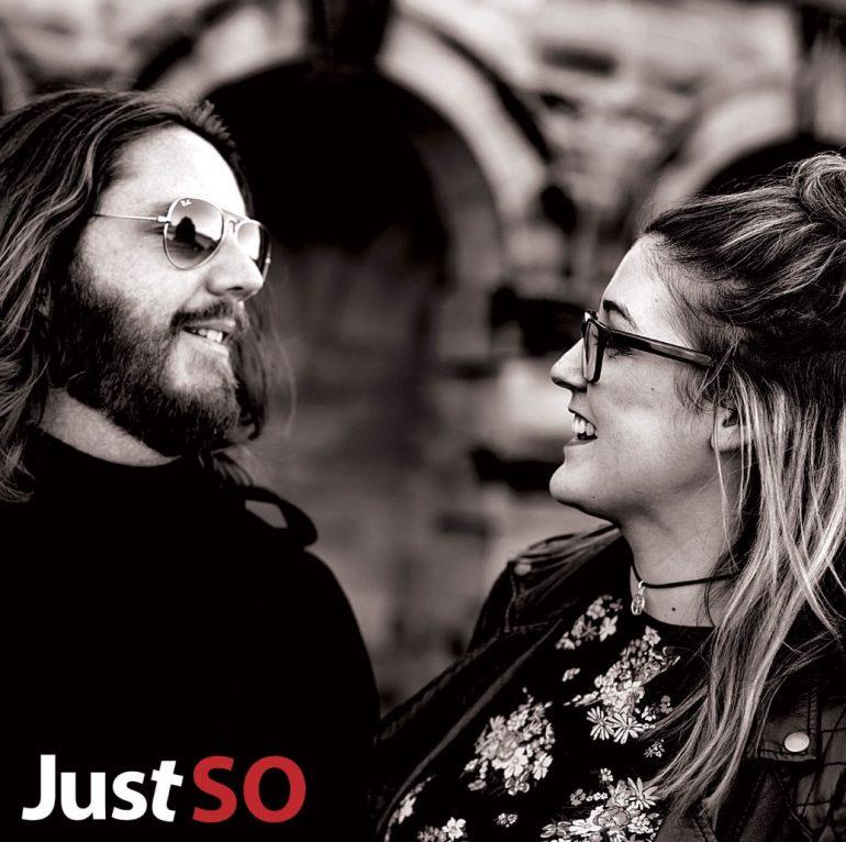 JustSO release debut album