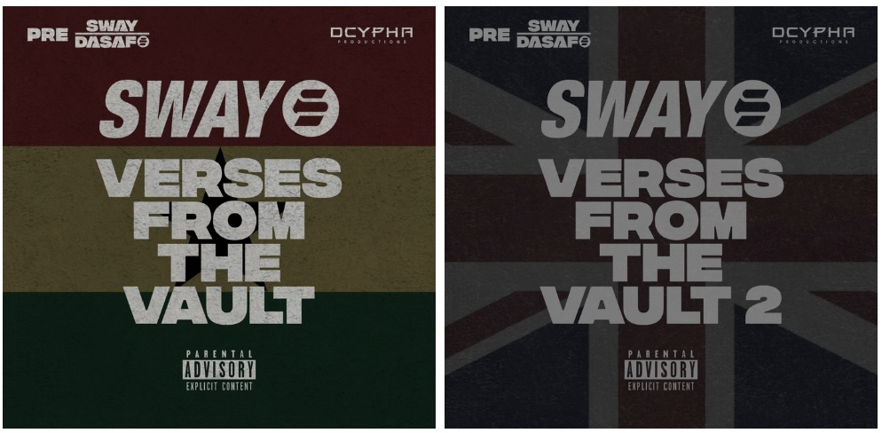 Review: Sway – Verses from the Vault 1&2
