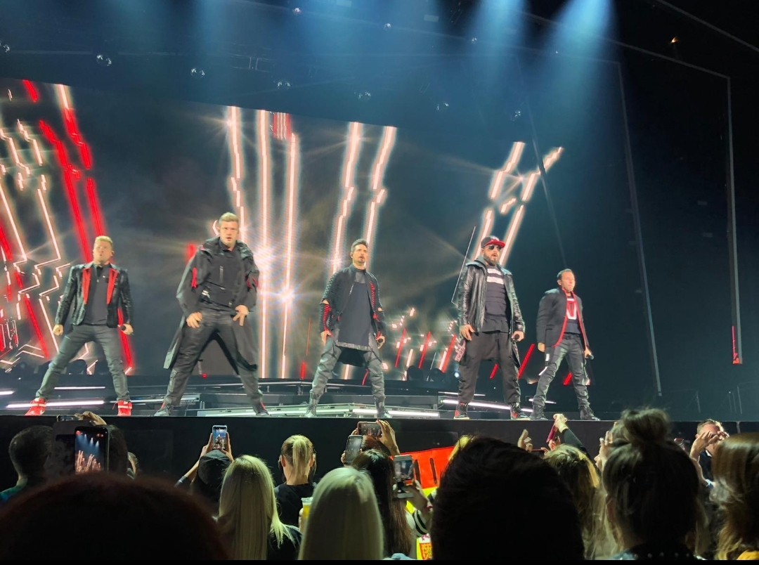 Backstreet Boys – DNA World Tour Review