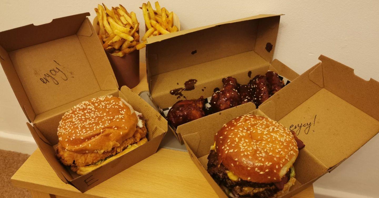 Burger Drop Newcastle review
