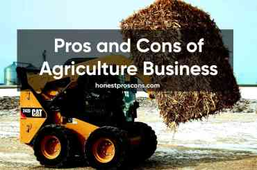 Pros and Cons of Agriculture Technology