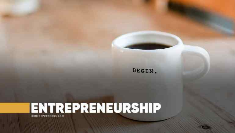 Pros and Cons of Entrepreneurship
