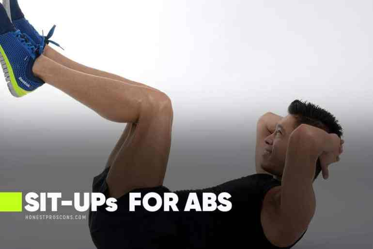 Pros and Cons of Sit-Ups