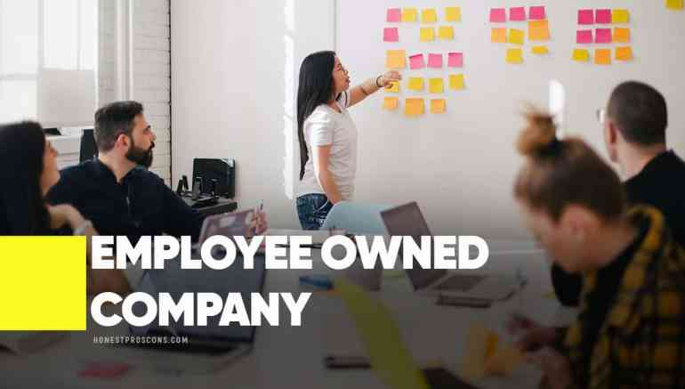 Employee-Owned Company
