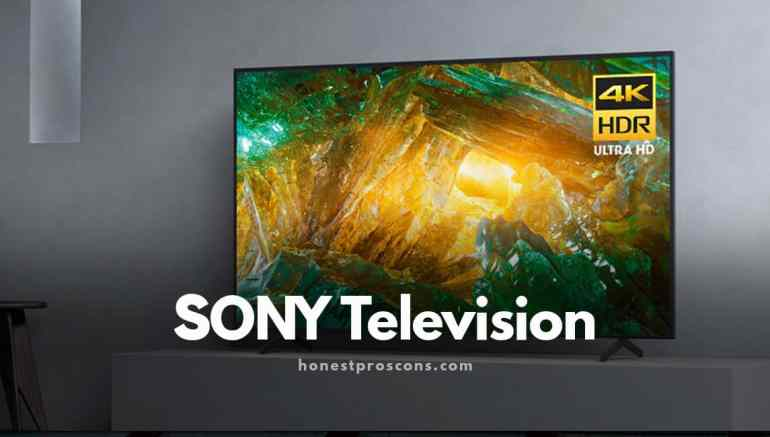 SONY TV Pros and Cons