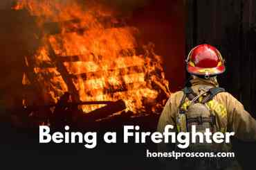Benefits of Being a Firefighter
