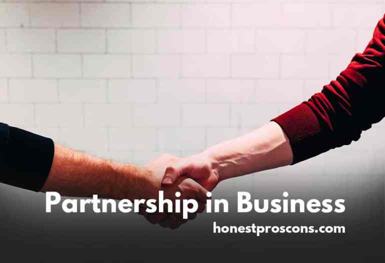 Benefits of Partnership in Business