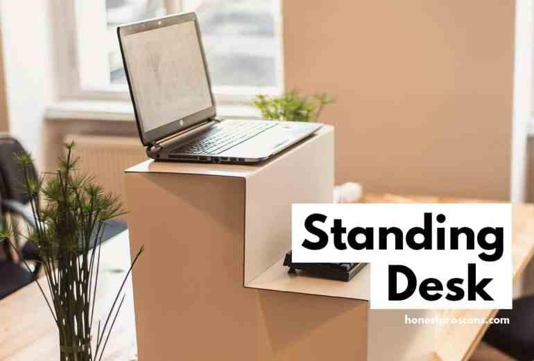 Benefits of Standing Desk