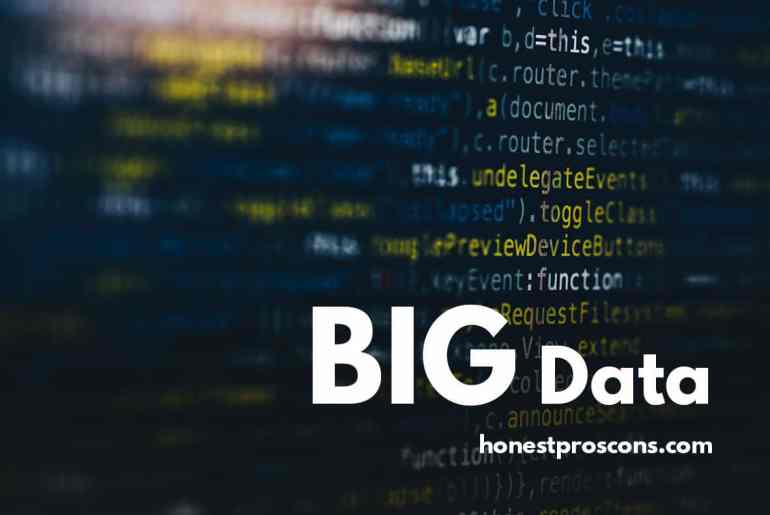 Pros and Cons of Big Data