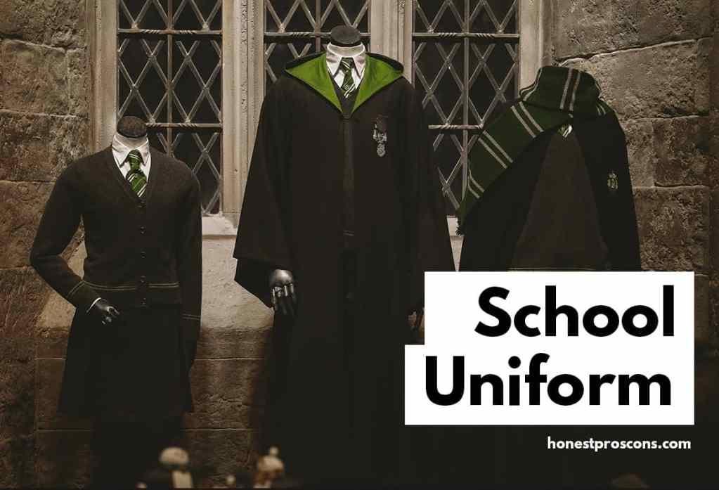 Pros Cons of School Uniform