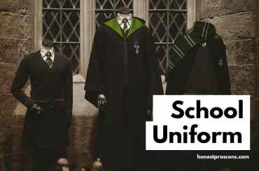 Pros Cons of School Uniform