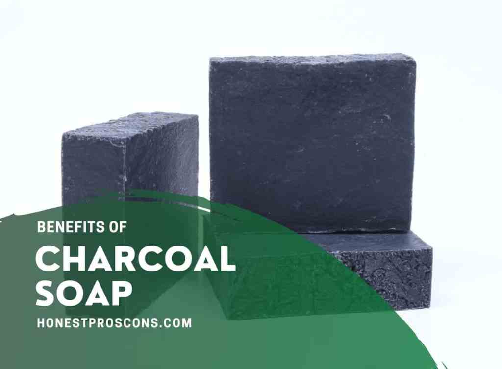 Benefits of Charcoal Soap