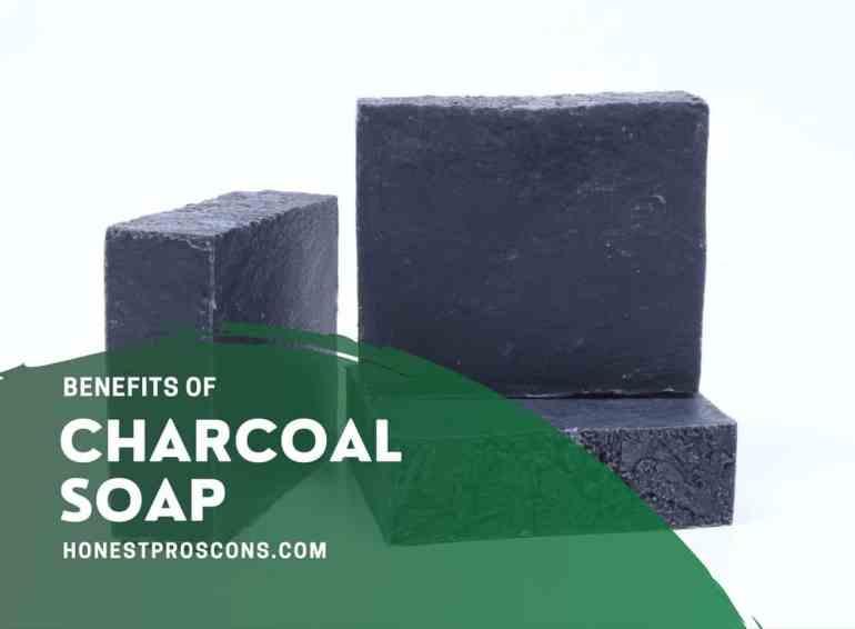 Benefits of Charcoal Soap