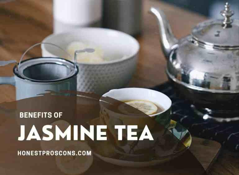 Benefits of Jasmine Tea