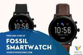 Fossil Smartwatch Pros Cons