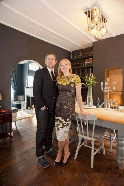 Dining Room Mr & Mrs B
