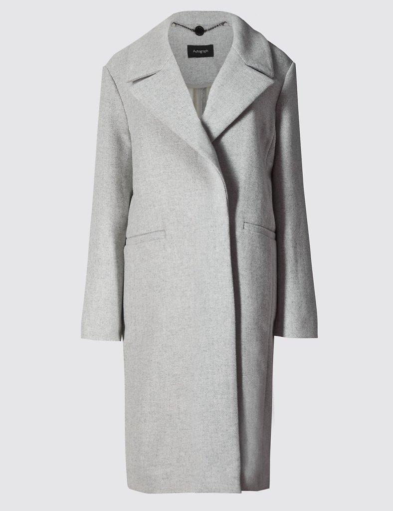 Autograph Grey Coat