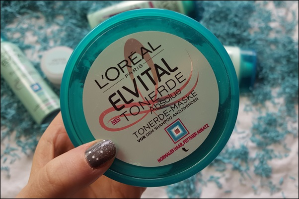 Detoxmaske L'Oréal Tonerde Detox