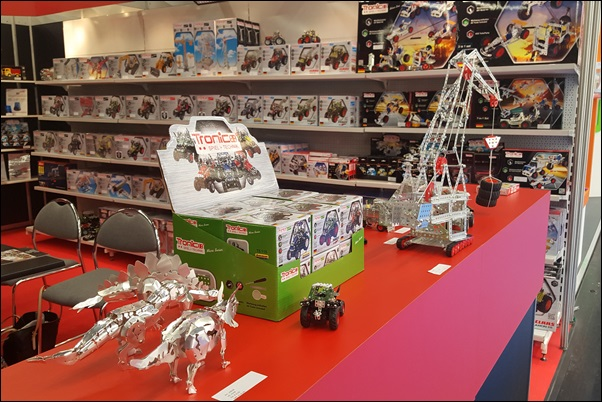 Tronico auf der Spielwarenmesse 2016