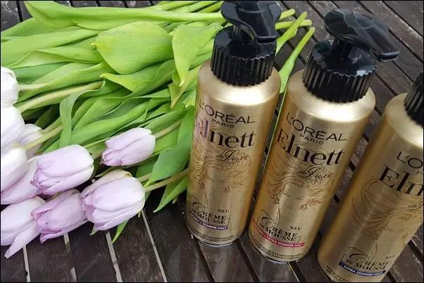 L'Oréal Elnett Creme de Mousse