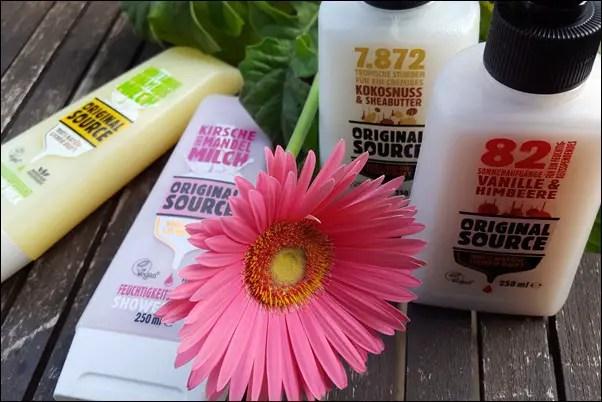 Original Source Seife und Duschgel