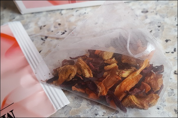 Samova Bio-Tee Genuß im Thermoglas
