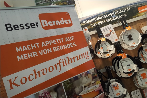 Berndes Tendence 2016