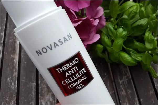 Novasan Thermo Anti Cellulite Forming Gel