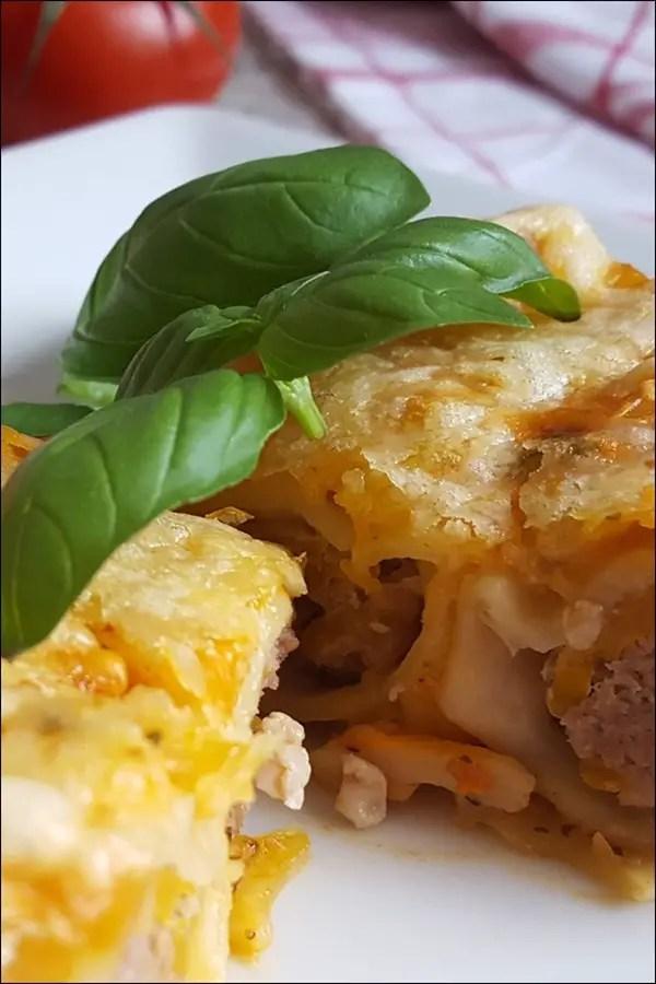 Cannelloni selber machen