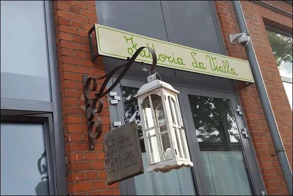 Fattoria La Vialla in Frankfurt