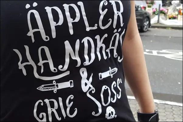 Äppler T-Shirt