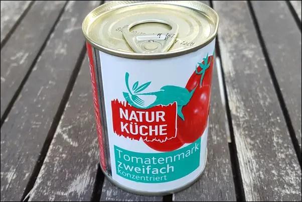 Unfall beim Haarefärben mit Garnier Nutrisse N7 – Asch und Grünstich! Tomatenmark-Kur