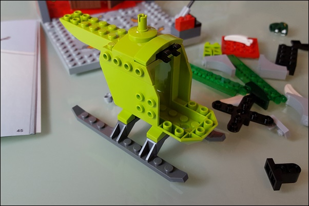 Lego Juniors - der verlorene Tempel