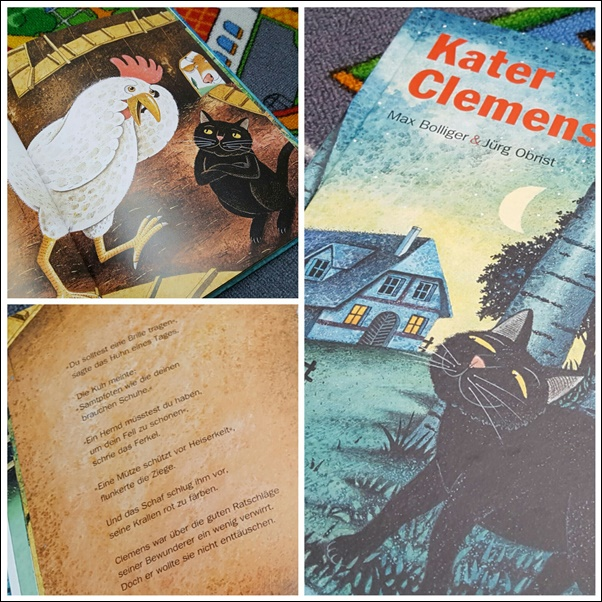 Kater Clemens Kinderbuch