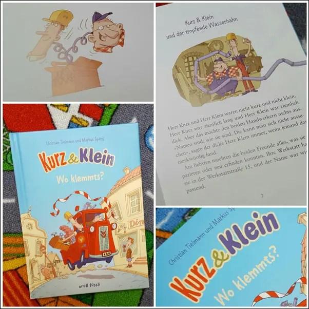 Kurz und Klein Kinderbuch