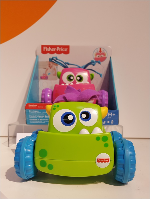 Spielwarenmesse 2017 Fisher Price