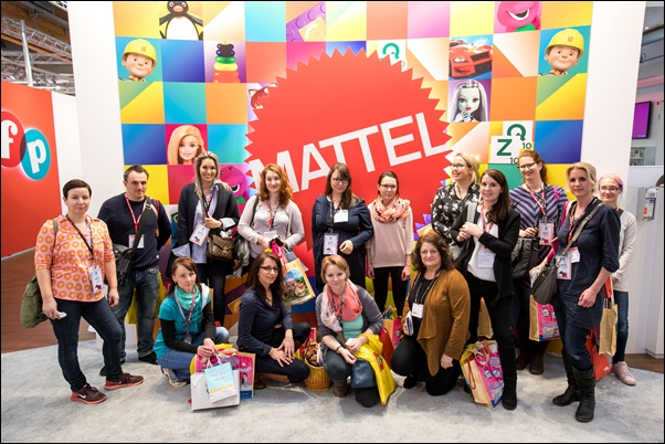 Spielwarenmesse Blogger Tour 2017