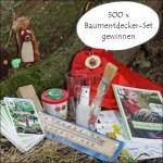 500 x Baumentdecker Set gewinnen