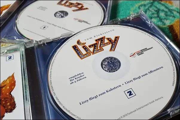 Lizzy Hörspiel für Kinder