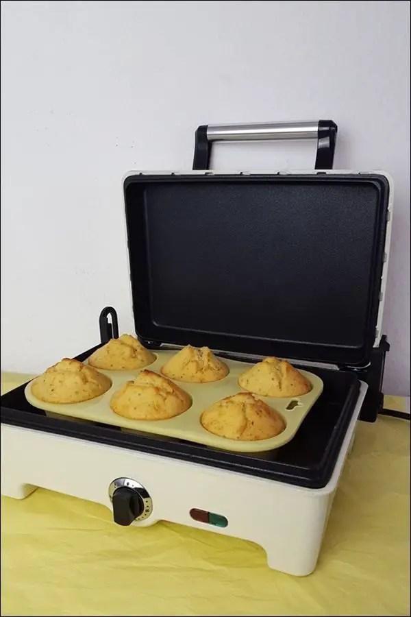 kleine Espressokuchen backen mit Efbe Elektrogeräte & dem Gourmet-Chef