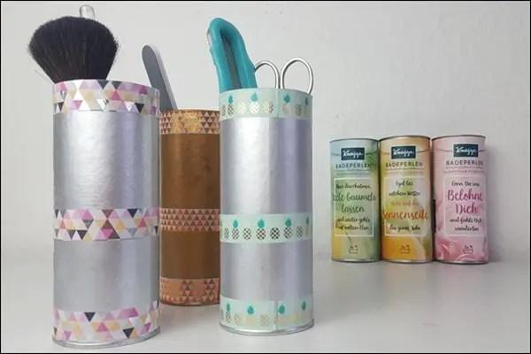 Entspannen & DIY Upcycling mit den Badeperlen von Kneipp