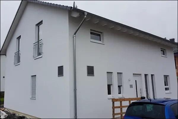 Unser Haus im Niddatal