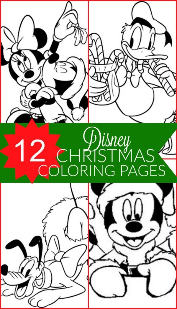printable holiday coloring pages # 34