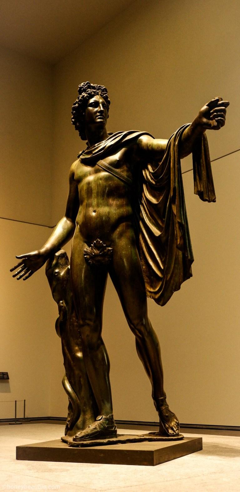 apollo-bronze-statue-classic-art-louvre-abu-dhabi