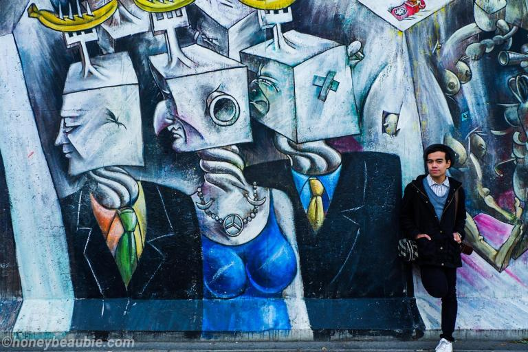 Berlin-Wall-murals-talk-about-social-issues