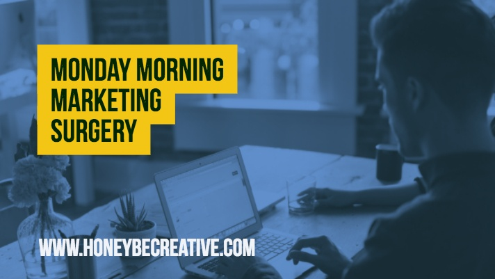 HoneyBe Creative Marketing Surgery Exeter Devon