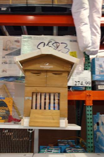 Complete beekeeping kit at Costco - Honey Bee Suite