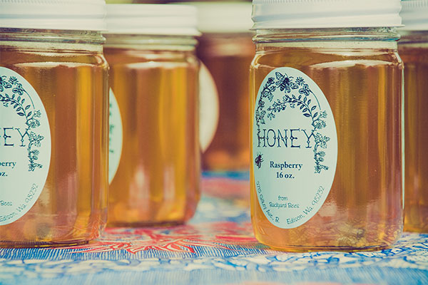 The Benefits Of Having Your Honey Labels Printed Honey