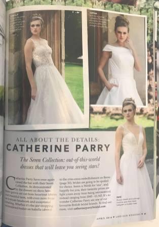 Wedding shop magazine Manchester