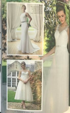 Wedding shop magazine Cheshire